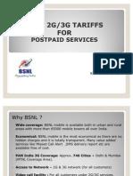 Bsnl Tariff Postpaid