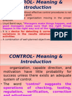 Copy of Control
