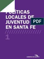 Políticas Locales de Juventudes Santa Fe