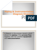 Piping and Instrumentation Diagram
