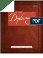 Diplomacy Rulebook