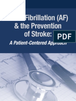 Atrial Fibrillation & the Prevention of Stroke