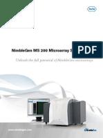 [Roche] Scanner Ms200 Brochure 2009-12-22