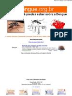 Site Da Dengue Www Dengue Org Br