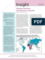 Technical Brief 4- Nutrition and Brain Development in Early Life