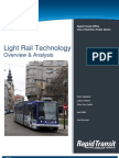 Light Rail Technology