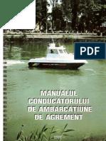 Manualul Conducatorului de Ambarcatiune