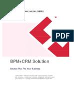 Bpm + Crm - Brochure