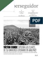 El perseguidor 82 - revista de limba spaniola din Tenerife