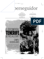 El perseguidor 83 - revista de limba spaniola din Tenerife