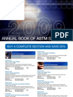 ASTM Catalogue 2009