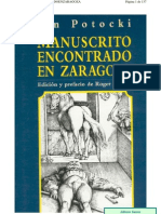 Potocki Jan - Manuscrito Encontrado en Zaragoza