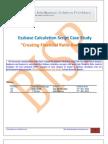 Essbase Calc Script