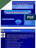Plan de Mtto.