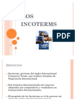 Los Incoterms -Mkt
