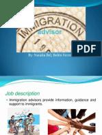 Immigration advisor_Natalia and Belén