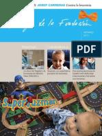 Revista Fundación Josep Carreras Verano 2011