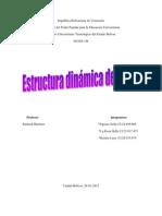Informe,+Estructura+de+datos+dinámicas