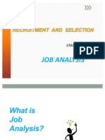 Job Analysis OA Fundamental