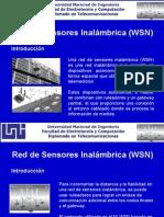 Red de Sensores Inalámbrica (WSN)