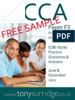 2011 Paper F3 QandA Sample Download v1