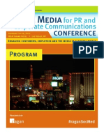 5th Annual Social Media for PR and Corporate Communications Conference by Ragan