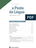 caderno do Professor _ Na Ponta da Língua