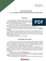 Psmpr Program 2008 Ro