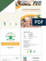 Plan de Comunicación Gobierno Municipal de La Guardia