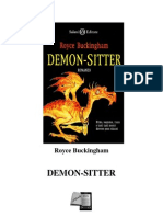 Demon Sitter_Buckingham Royce