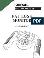 Hbf 306c Instruction Manual