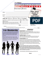 HRWF Membership Application