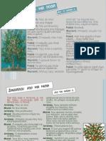 Συνεντευξη  με ένα δέντρο - μερος α