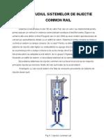 Studiul Sistemelor de Injectie Common Rail