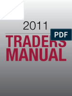 2011 Traders Manual