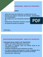 Investigacion de Operaciones-transporte y Asignacion