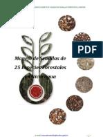 Manejo de Semillas de 25 Especies Forest Ales en Nicaragua