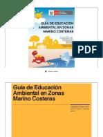 Guía de Educación Ambiental en Zonas Marino Costeras