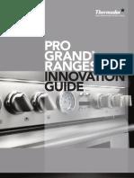 Thermador Pro Grand Range Brochure