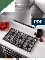Thermador Master Cook Ventilation Brochure