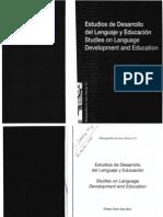 """""""Índices de madurez sintáctica en la lengua escrita"""