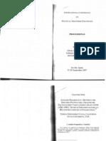 """""""Análisis pragmático y retórico del discurso político del creador del nacionalismo vasco, Sabino Arana Goiri (1865-1903). Técnicas discursivas para la reconstrucción de un pasado ideal"""""""