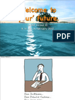 Welcome to 'your' future