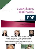 Climatério e menopausa I