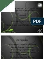 Programas Nacionales de Salud Expo