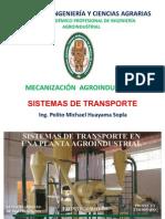 Transport Adores de Faja y Cangilones
