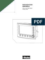 IQAN-MDL2 Uk Instruction Book