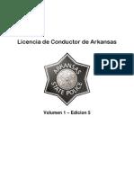 Licencia de Conductor de Arkansas_.October 2009