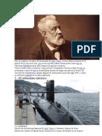 Hoy se cumplen 184 años del nacimiento de Julio Verne