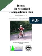 1997 Non-Motorized Transportation Plan for Juneau